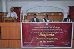 Inauguration of Debate Competition 'Diafonia-2019' on 31.08.2019
