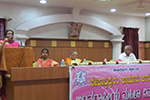 Kumari  Nagalakshmi  Bai addressed the gathering