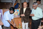 Dr. B.R. Ambedkar Study Centre was inaugurated by the Dignitaries.