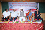 Dr. J. S. Patil, former Vice-Chancellor, Hubballi, Karnataka State Law University graced the occasion