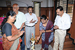 The programme was inaugurated by Ms Hishita, Wildlife Conservationist  and  Mr.Ramakanth, Environmentalist.